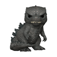 Funko POP! Movies: Godzilla vs. Kong - Godzilla, 3.75 inches tall
