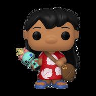 Funko POP! Disney: Lilo & Stitch - Lilo with Scrump