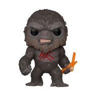 Funko POP! Movies: Godzilla vs. Kong - Battle-Scarred Kong