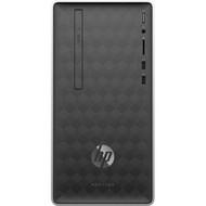 HP Pavilion 590-P0000 590-P0127c Desktop Computer - Intel Core i3 8th Gen i3-8100 3.60 GHz - 4 GB RAM DDR4 SDRAM - 16 GB Optane Memory - 1 TB HDD - Natural Silver - (Renewed)