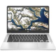 """HP Chromebook 14a-na0000 14a-na0061dx 14"""" Chromebook - Full HD - 1920 x 1080 - Intel Celeron N4000 Dual-core (2 Core) 1.10 GHz - 4 GB RAM - 32 GB Flash Memory - (Renewed)"""