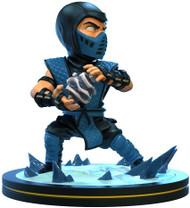 Mortal Kombat Sub-Zero with Ice Orb - QMx 3.75 inch Everstone Q-Fig