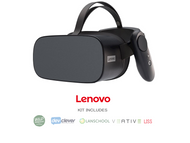 Lenovo Mirage VRS3 835 6G+64GB WIFI, Single Headset VR KIT (Pre-Loaded headset only)