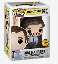 Funko TV: The Office - Jim Halpert Limited Edition Chase Pop! Vinyl Figure