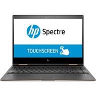 """HP Spectre x360 13-ae000 13-ae050ca 13.3"""" Touchscreen 2 in 1 Notebook - 1920 x 1080 - Intel Core i7 (8th Gen) i7-8550U Quad-core (4 Core) 1.80 GHz - 8 GB RAM - 256 GB SSD - Dark Ash Silver - (Renewed)"""