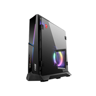 MSI Trident X (SFF) Gaming Desktop, Intel Core i9-11900K, GeForce RTX 3090, 64GB Memory, 2TB SSD + 2TB HDD, WiFi 6E, USB Type-C, Thunderbolt 4, VR-Ready, Windows 10 PRO (11TJ-1869US)