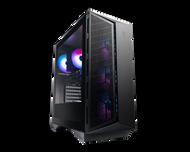 MSI Aegis ZS (Tower) Gaming Desktop, AMD Ryzen R7-5800X, GeForce RTX 3080, 16GB Memory, 1TB SSD + 3TB HDD, WiFi 6, Liquid Cooling, USB Type-C, VR-Ready, Windows 10 Home Adv. (5TE-070US)