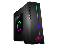 MSI Aegis SE (Tower) Gaming Desktop, Intel Core i5-10400F, GeForce GTX 1660 Ti, 16GB Memory, 240GB SSD + 1TB HDD, WiFi 6, VR-Ready, Windows 10 Home Plus (10SI-211US)
