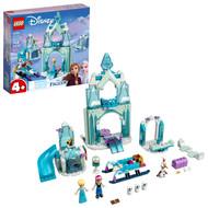 LEGO Disney Anna and Elsa's Frozen Wonderland 43194 Building Toy That Boosts Creative Fun (154 Pieces)