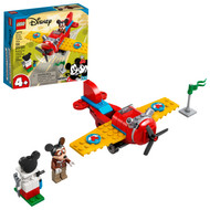 LEGO Disney Mickey and Friends Mickey Mouse's Propeller Plane 10772 Building Toy (59 Pieces)
