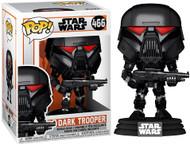 Funko POP! Star Wars: The Mandalorian - Dark Trooper (Battle)