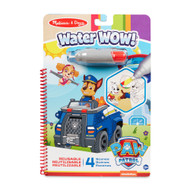 Melissa & Doug PAW Patrol Water Wow! - Chase Reveal Travel Activity Pad