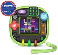 LeapFrog RockIt Twist Handheld Learning Game System, Green