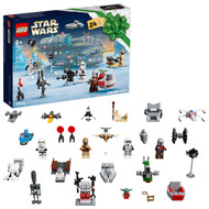 LEGO Star Wars Advent Calendar 75307 Building Toy for Kids (335 Pieces)