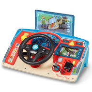 Melissa & Doug PAW Patrol Rescue Mission Wooden Dashboard (4 Pieces)