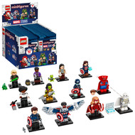 LEGO Minifigures Marvel Studios 71031 Building Toy for Fans of Super Hero Toys (1 of 12 to Collect)