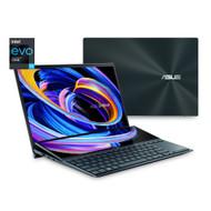 "ASUS ZenBook S Ultra Slim Laptop, 13.9"" 3300x2200 3:2 500nits Touch, Intel Evo Core i7-1165G7, 16GB RAM, 1TB SSD, Thunderbolt 4, TPM, Windows 10 Pro, AI Noise-Cancellation, Jade Black, UX393EA-XB77T"
