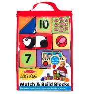 Match & Build Soft Blocks