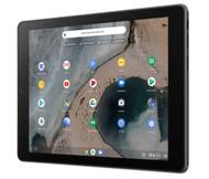 "Asus Chromebook Tablet CT100, 9.7"" Qxga Touchscreen, OP1 Hexa-core Processor, 4GB RAM, 32GB eMMC Storage, Rugged Military-Spec 810G, Dark Grey, K-12, Chrome OS, Includes Stylus, CT100PA-YS02T"