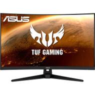 "ASUS TUF Gaming 32"" 2K HDR Curved Monitor (VG32VQ1B) - WQHD (2560 x 1440), 165Hz (Supports 144Hz), 1ms, Extreme Low Motion Blur, Speaker, FreeSync Premium, VESA Mountable, DisplayPort, HDMI"