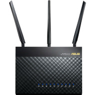 ASUS AC1900 WiFi Gaming Router (RT-AC68U) - Dual Band Gigabit Wireless Internet Router, Gaming & Streaming, AiMesh Compatible, Included Lifetime Internet Security, Adaptive QoS, Parental Control