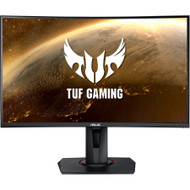 """ASUS TUF Gaming VG27VQ 27"""" Curved Monitor, 1080P Full HD, 165Hz (Supports 144Hz), Freesync, 1ms, Extreme Low Motion Blur, Eye Care, DisplayPort HDMI,Black"""