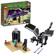 LEGO Minecraft The End Battle 21151