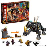 LEGO NINJAGO Zane's Mino Creature 71719 Ninja Building Toy for Kids Ages 8+ (616 Pieces)