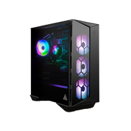 MSI Aegis RS (Tower) Gaming Desktop, Intel Core i7-11700K, GeForce RTX 3060 Ti, 16GB Memory, 1TB SSD + 1TB HDD, WiFi 6, Liquid Cooling, USB Type-C, VR-Ready, Windows 10 Home Adv. (11TG-222US)