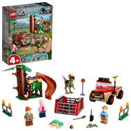 LEGO Jurassic World Stygimoloch Dinosaur Escape 76939 Building Toy Playset for Kids (129 Pieces)