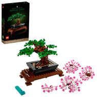 LEGO Bonsai Tree 10281 Building Toy With a Beautiful Display Piece to Enjoy (878 Pieces)
