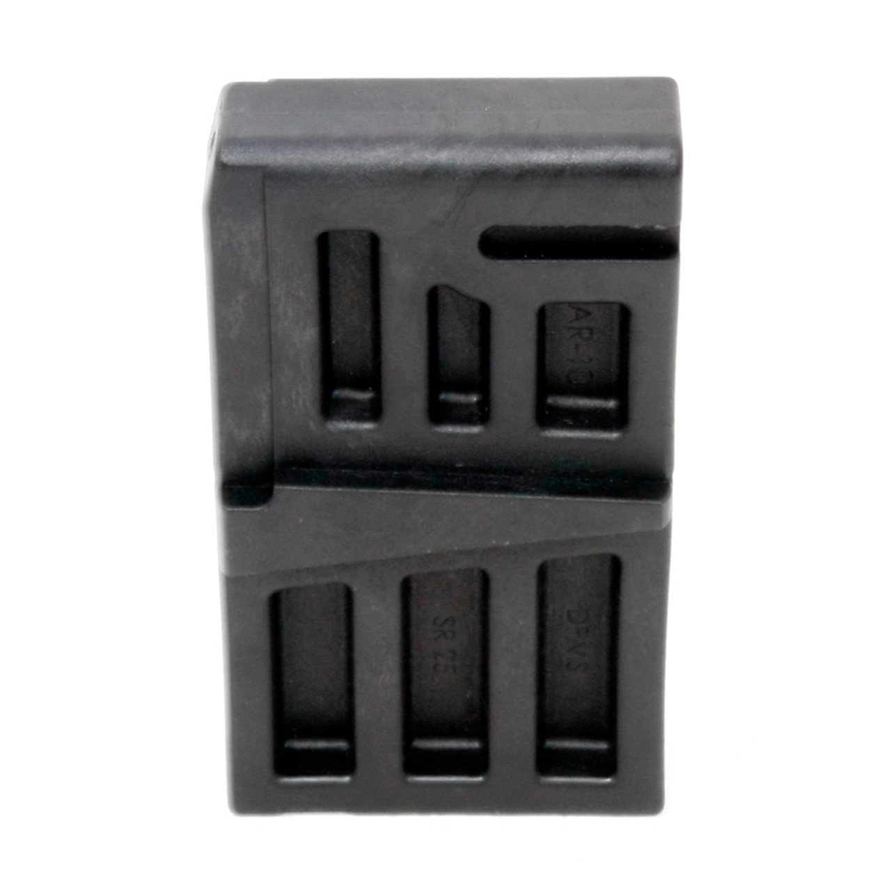 AR-10® Lower Receiver Magazine Well Vise Block - Black Polymer