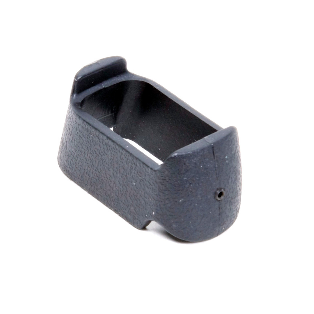 Magazine Spacer for the Glock® (Use 19 / 23 Magazines in 26 / 27 Pistols) - Black Polymer