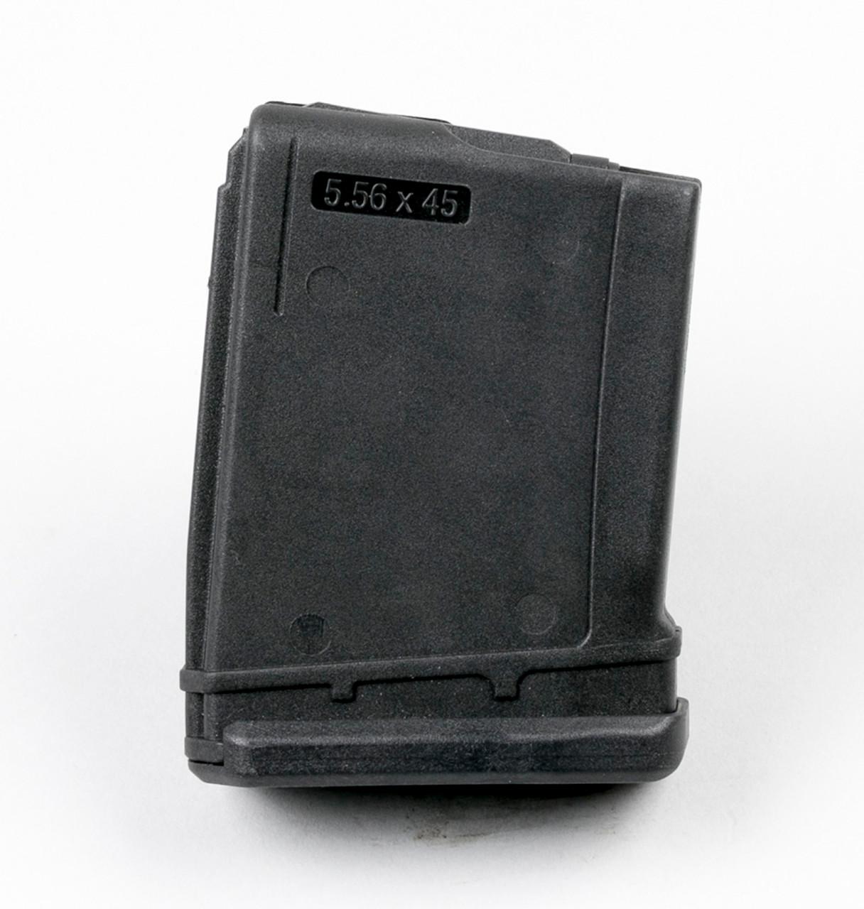 AR-15® / M16 .223 & 5.56x45mm (10) Rd - Black Polymer