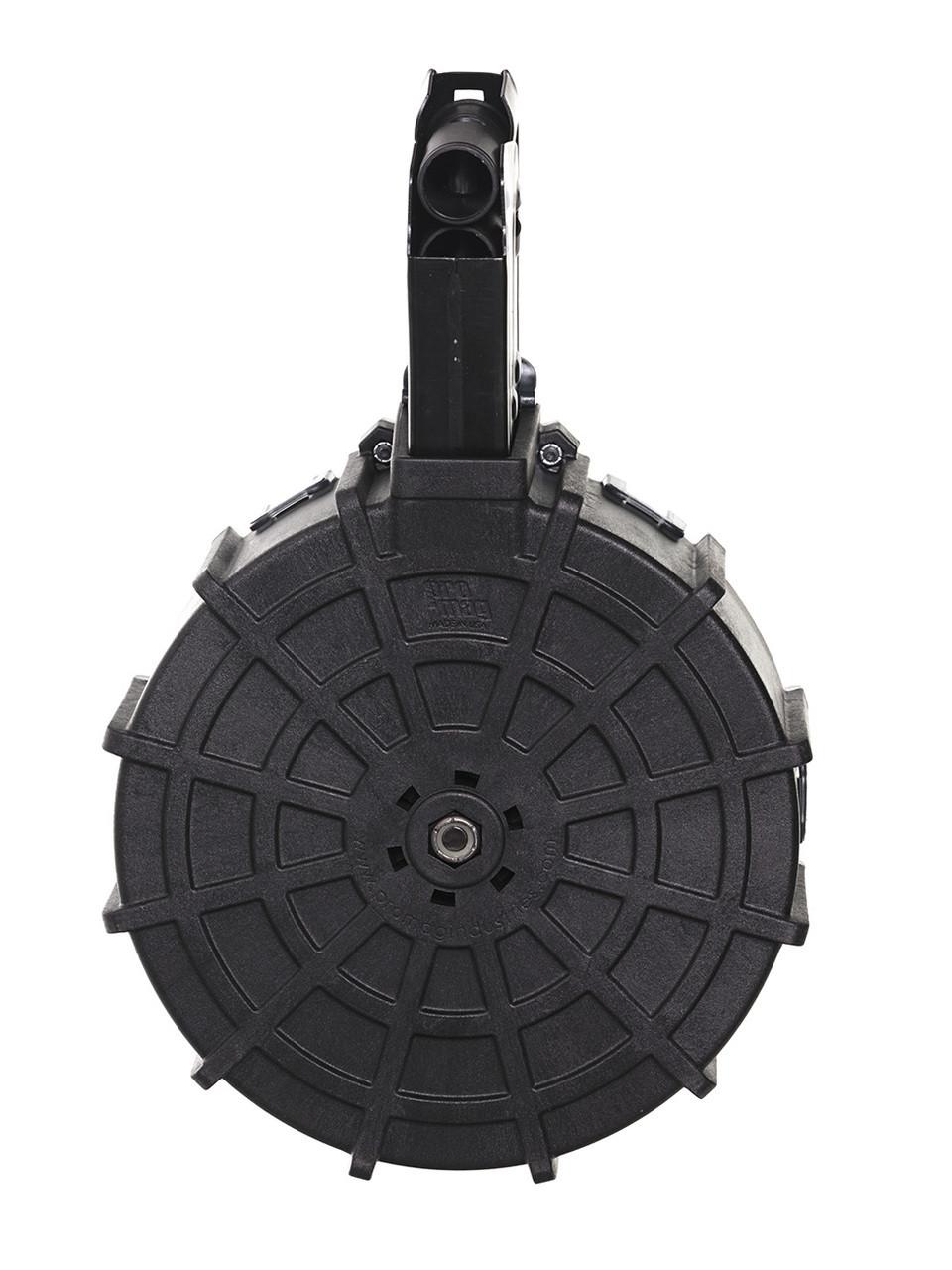 "Akdal® MKA® 1919® 12 Gauge 2-3/4"" (20) Rd - Black Polymer Drum"