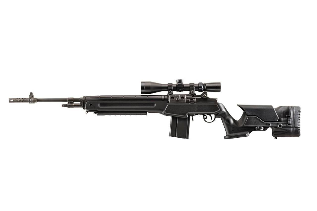 Archangel® Springfield Armory® M1A™ Precision Stock - Black Polymer
