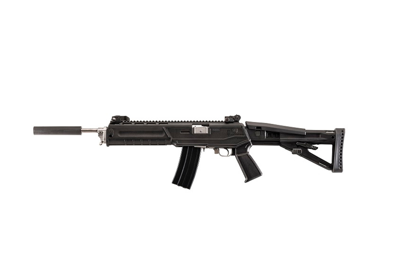 Archangel® Sparta® Pistol Grip Conversion Stock for the Ruger® Mini-14® / Mini Thirty® / 6.8 Ranch Rifle - Black Polymer