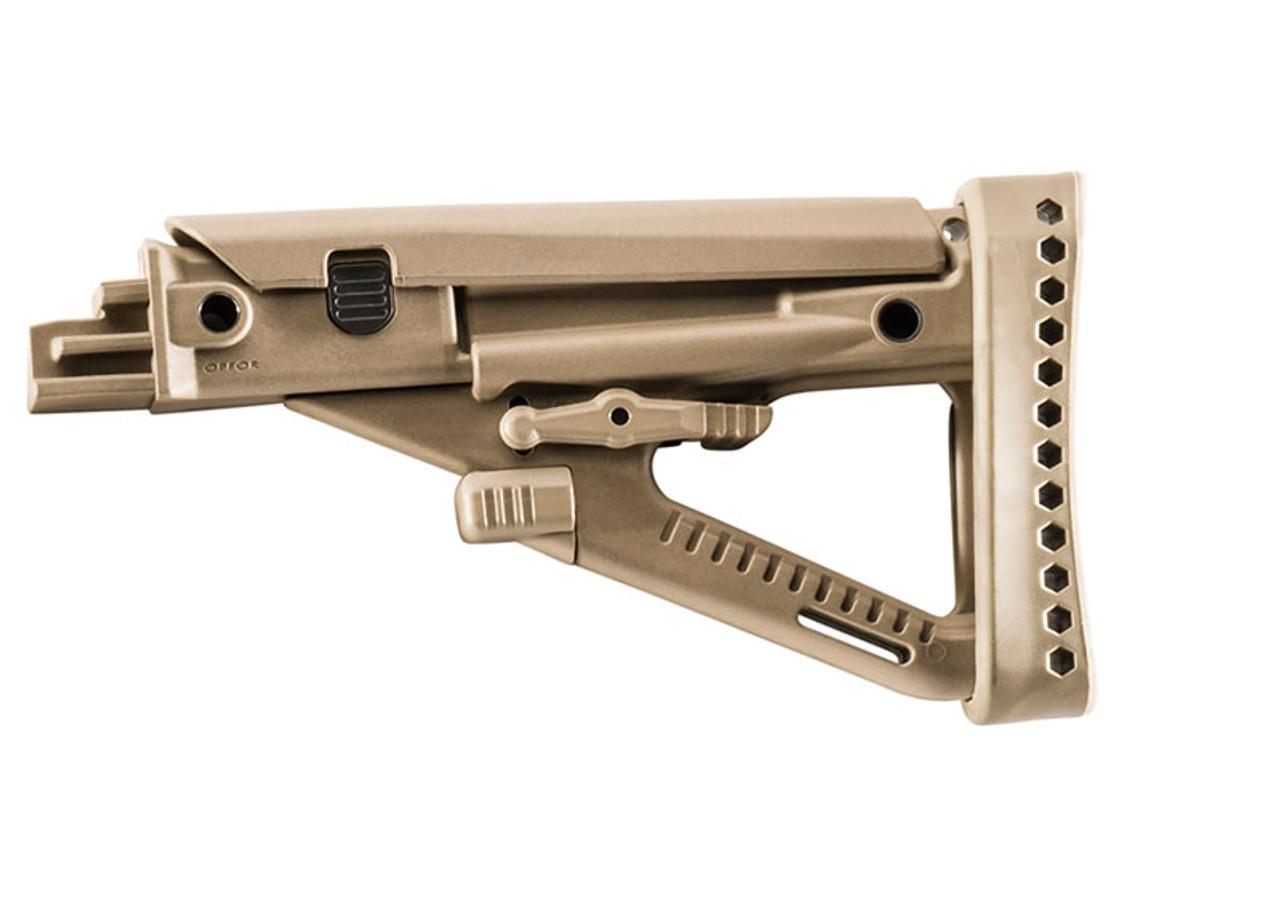 Archangel® Yugo PAP AK-Series OPFOR® Buttstock Set - Desert Tan Polymer