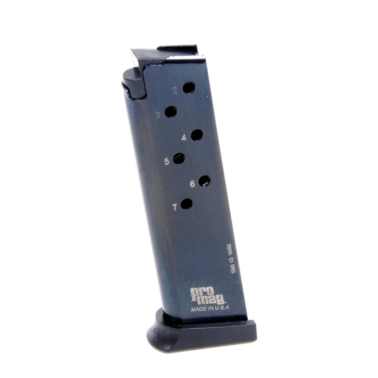 Smith & Wesson® 909 & 3904 Series 9mm (9) Rd - Blue Steel