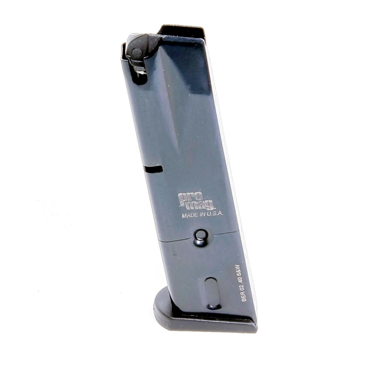 Beretta® M96 .40 S&W (10) Rd - Blue Steel