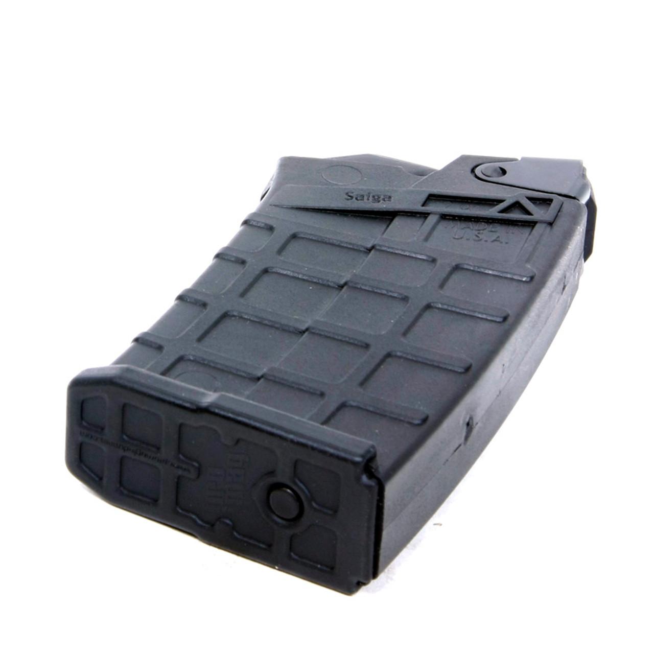 Saiga® 12 Gauge (5) Rd - Black Polymer