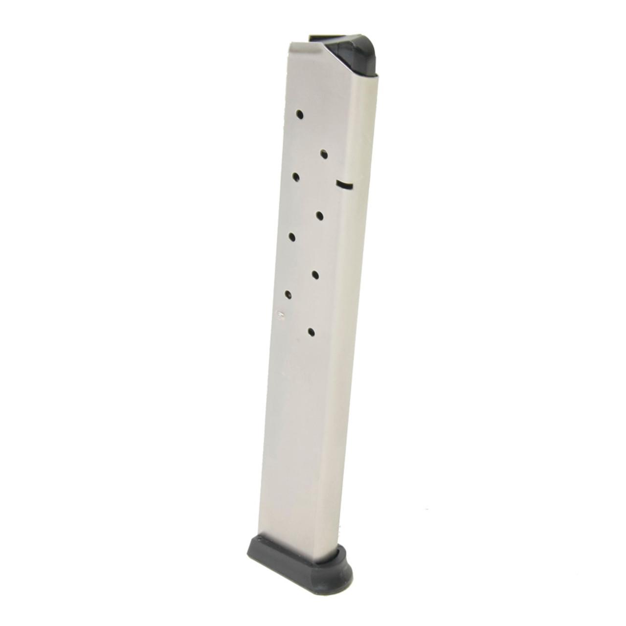 Ruger® P90 / P97 .45 ACP (15) Rd - Nickel Plated Steel