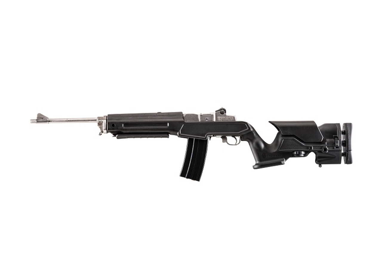 Archangel® Precision Rifle Stock for the Ruger® Mini 14® / Mini Thirty® -  Black Polymer