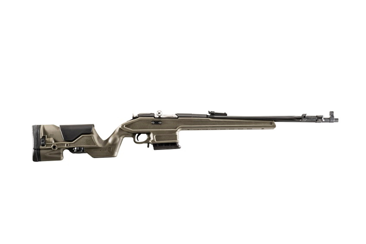Archangel® Mosin Nagant OPFOR® Precision Rifle Stock - Olive Drab Polymer includes AA762R 02 (10) Rd Magazine