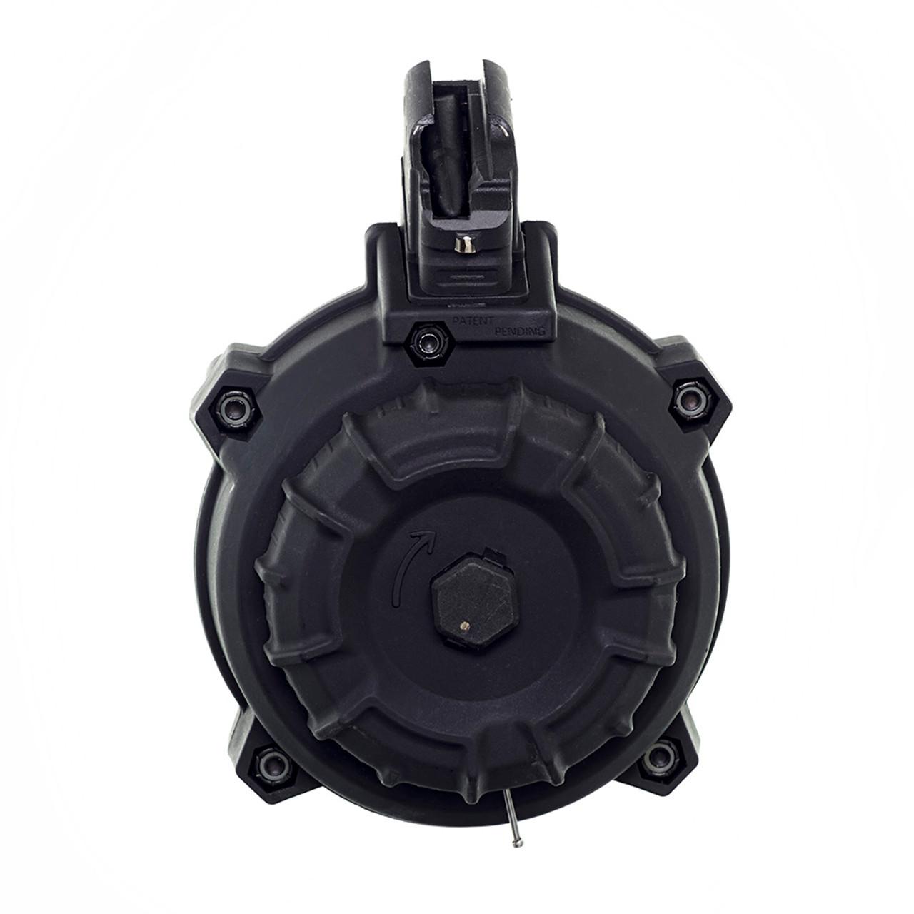 AK-47® 7.62x39mm (50) Rd - Black Polymer Drum