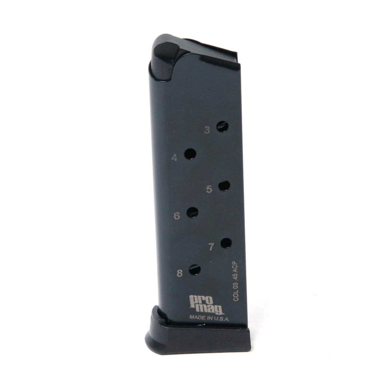 Colt® 1911 Government Model® .45 ACP (8) Rd - Blue Steel