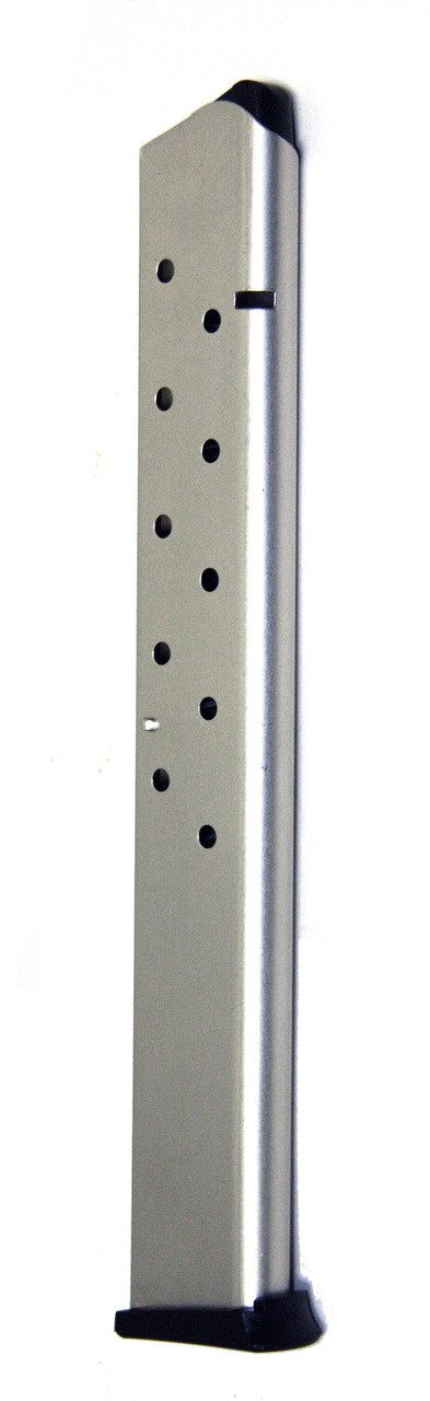 Colt® 1911 Government Model® .45 ACP (15) Rd - Nickel Plated Steel
