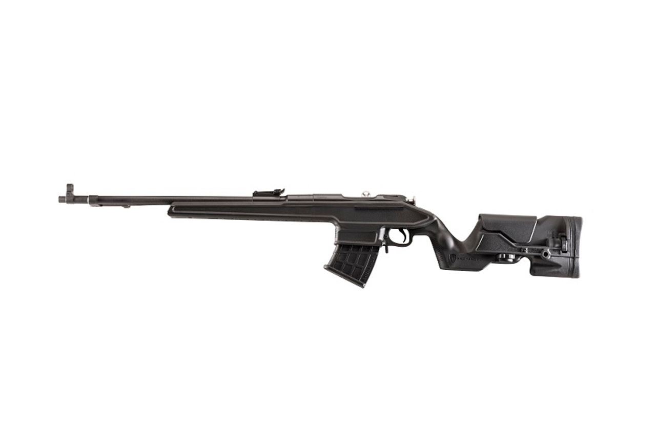 Archangel® Mosin Nagant OPFOR® Precision Rifle Stock - Black Polymer includes AA762R 02 (10) Rd Magazine