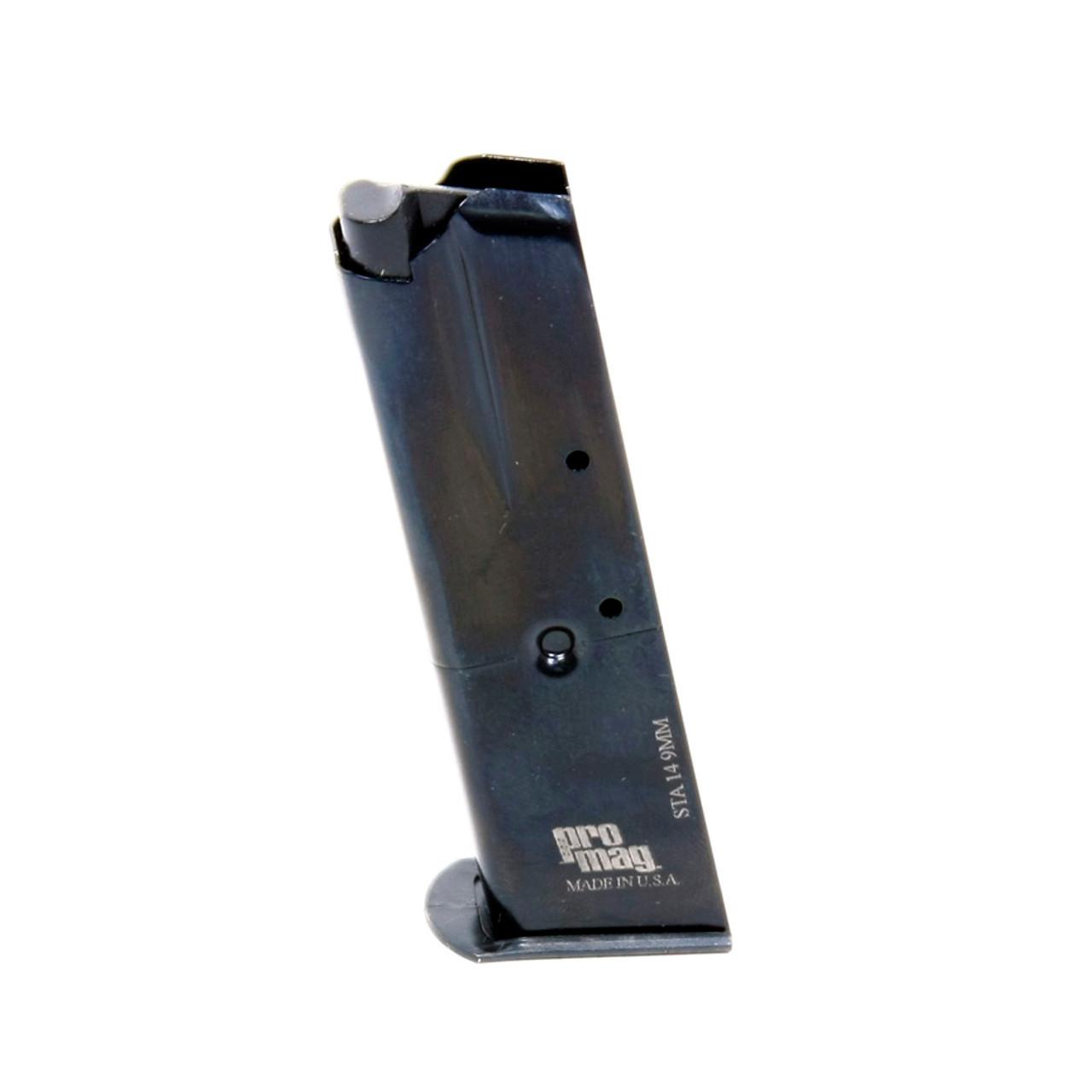 Star 30M 9mm (10) Rd - Blue Steel