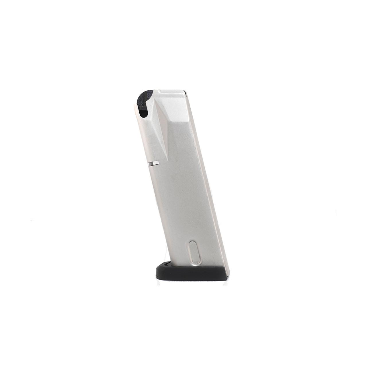 Beretta® Cougar .45 ACP (8) Rd - Nickel Plated Steel